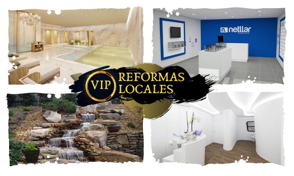 Reformas de locales en Cambre