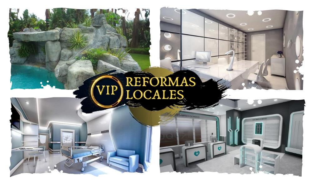 Reformas de locales en Pineda de Mar