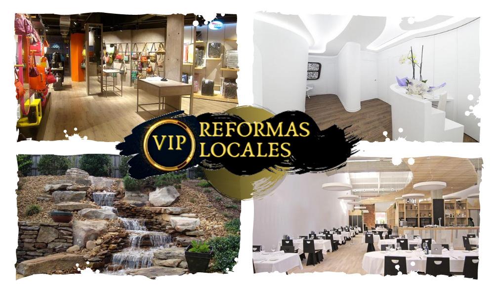 Reformas de locales en La Roca del Valles
