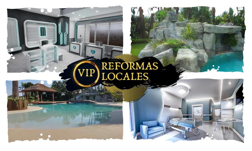 Reformas de locales en Oleiros