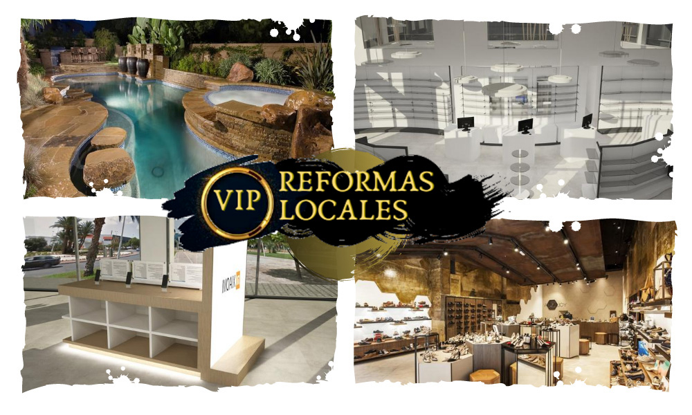 Reformas de locales en Viveiro