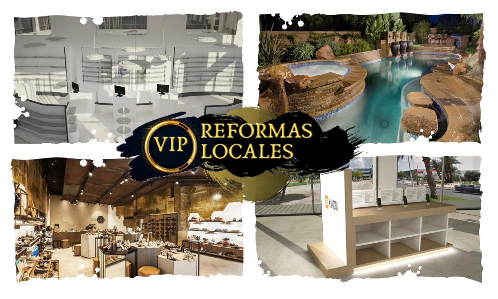 Reformas de locales en Lepe