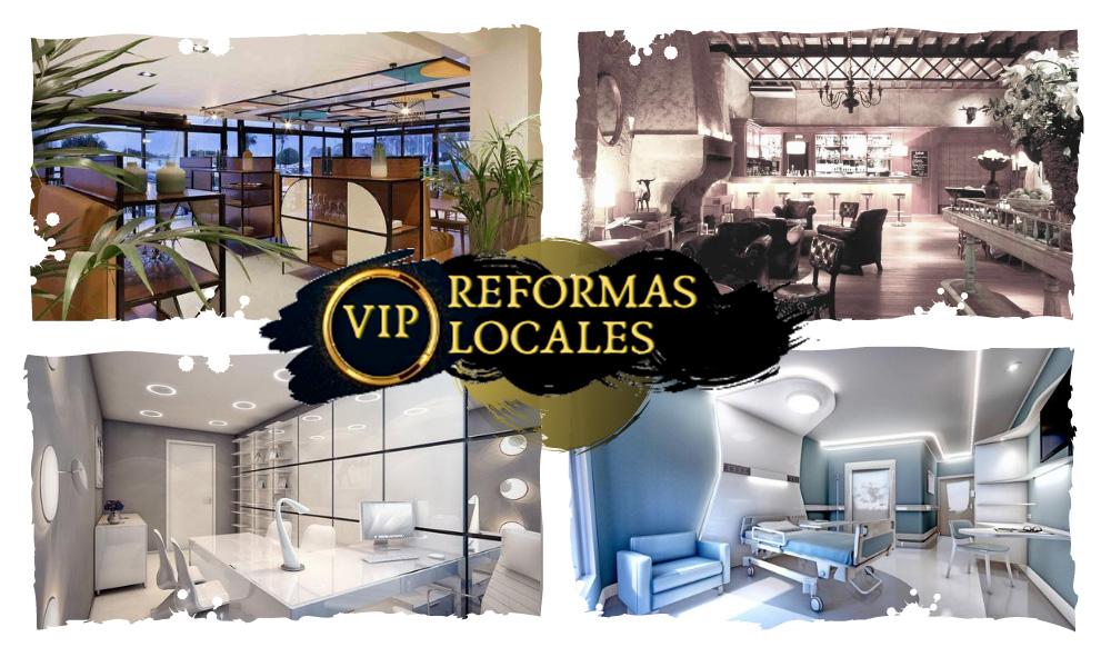 Reformas de locales en Altea