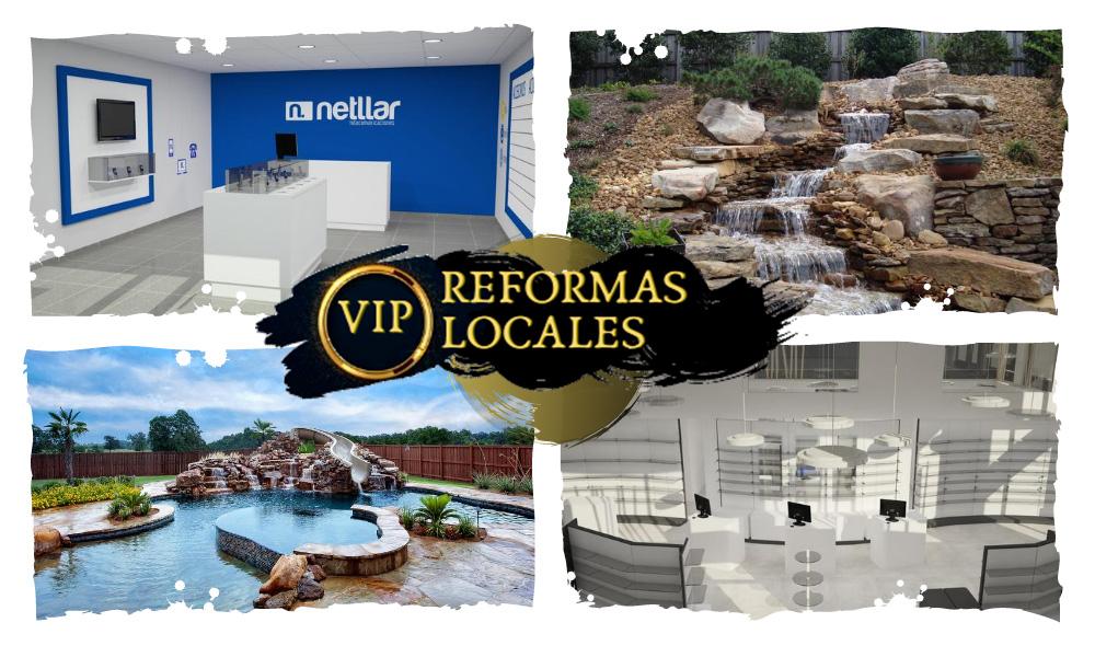 Reformas de locales en Palafrugell