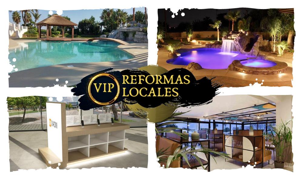 Reformas de locales en Vilanova del Camí